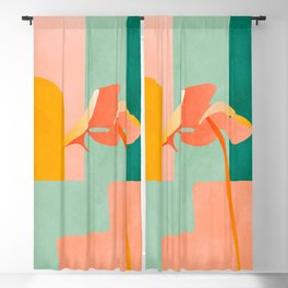tropical geometry Blackout Curtain
