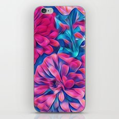 Color Shock iPhone Skin