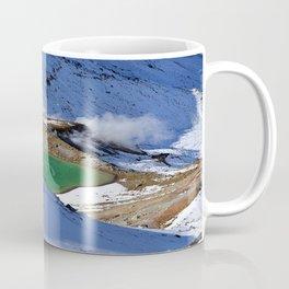 Tongariro lake view 2 Coffee Mug