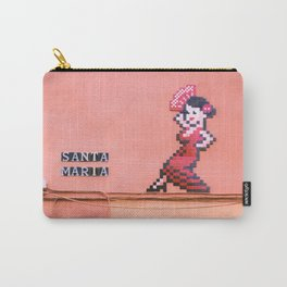 Maria Is Dancing Flamenco Carry-All Pouch
