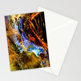 Through the Nanocosmos. Day 01. Stationery Cards