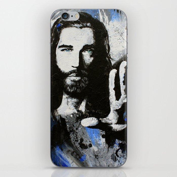 Living Proof Jesus Painting iPhone Skin