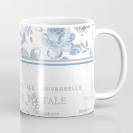 Emma in Blue Coffee Mug