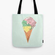 Summer kiss Tote Bag