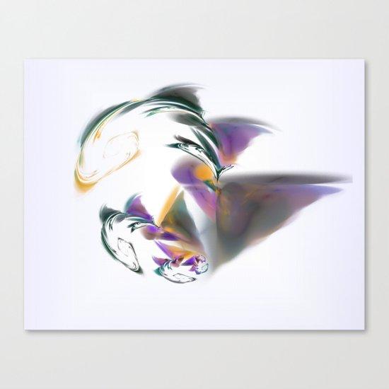 spring   (A7 B0190) Canvas Print