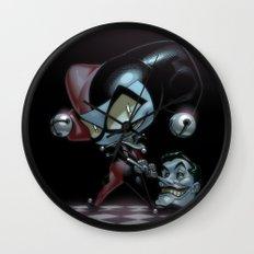 Lil' Harley Wall Clock