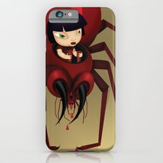 Travel by spider iPhone 6s Slim Case
