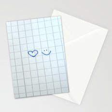 Smile :) Stationery Cards