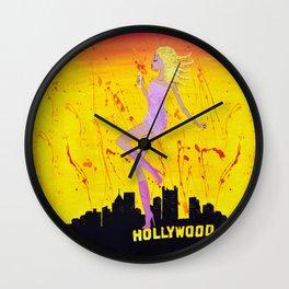 True Myth Wall Clock