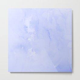 Blue Marble Mystique Metal Print