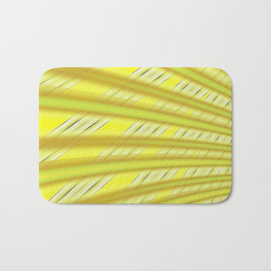 Fractal Play in Citruslicious Bath Mat