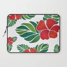 TropicalFlowers Laptop Sleeve