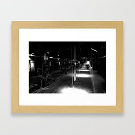 boatyard 1 Framed Art Print