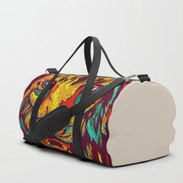 BE RARE* - Iberic Lince Duffle Bag