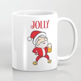 Jolly Santa Claus Coffee Mug