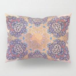 Persian Mandala Pillow Sham