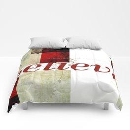 Mark 9:23 Comforters