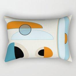 Mid-Century Art 2.4 Rectangular Pillow