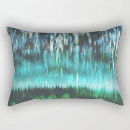 Acid dreams Rectangular Pillow