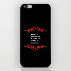 Simon Says iPhone & iPod Skin