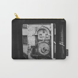 Astronomical Clock View Carry-All Pouch