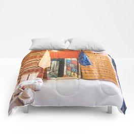 Marrakech Medina - Morocco Comforters