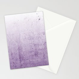 Radiant Orchid Purple Ombre Stationery Cards
