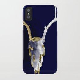 Skull Dye iPhone Case