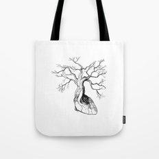 Love root Tote Bag