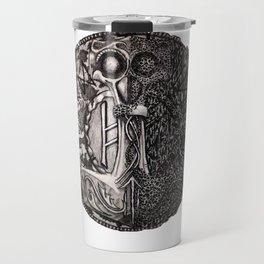 Helvegr Viking Coin Travel Mug