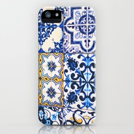 319. Azulejos Best Of, Porto iPhone Case