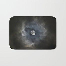 Engulfed Moon Bath Mat