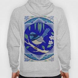 Blue Wren Beauty Hoody