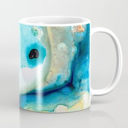 Abstract Art - Holding On - Sharon Cummings Coffee Mug