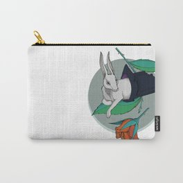 Hunny Bunny Carry-All Pouch