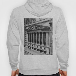 Vintage NYC Stock Exchange Photograph (1908) Hoody