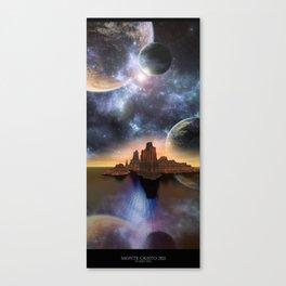 Monte Cristo 2111 Canvas Print