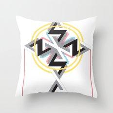 Infinium Throw Pillow