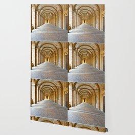 Italian architecture city of Fabriano Wallpaper