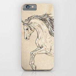 Take a leap iPhone Case