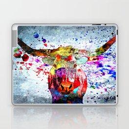 Texas Longhorn Laptop & iPad Skin