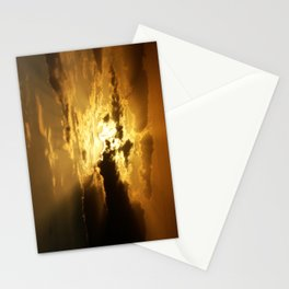 Ocean Sunset Stationery Cards