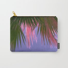 Neon Tropics Carry-All Pouch