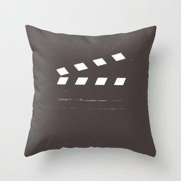 Take 1 Throw Pillow