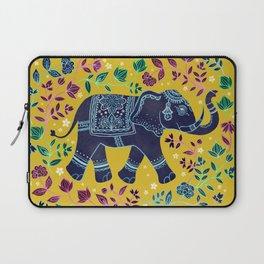 Blue Elephant Laptop Sleeve