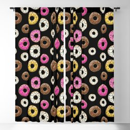 Abs Are Cool But Have You Tried Donuts Blackout Curtain
