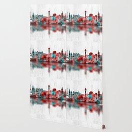 Las Vegas Nevada Skyline Wallpaper