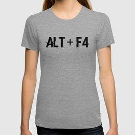 ALT + F4 T-shirt