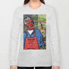 Demon Jaques and the Julia Specter Long Sleeve T-shirt