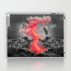 Burn Brighter In the Dark Laptop & iPad Skin